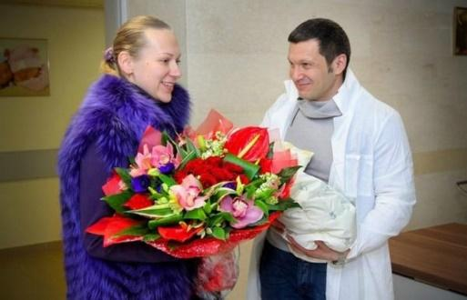 Жена Владимира Соловьева Рудольфовича — Эльга Сэпп: фото, биография, личная жизнь
