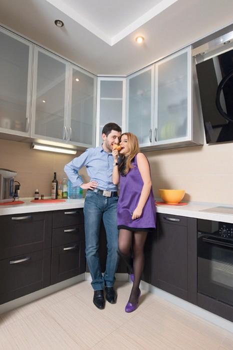 Дизайн квартиры бородиной ксении