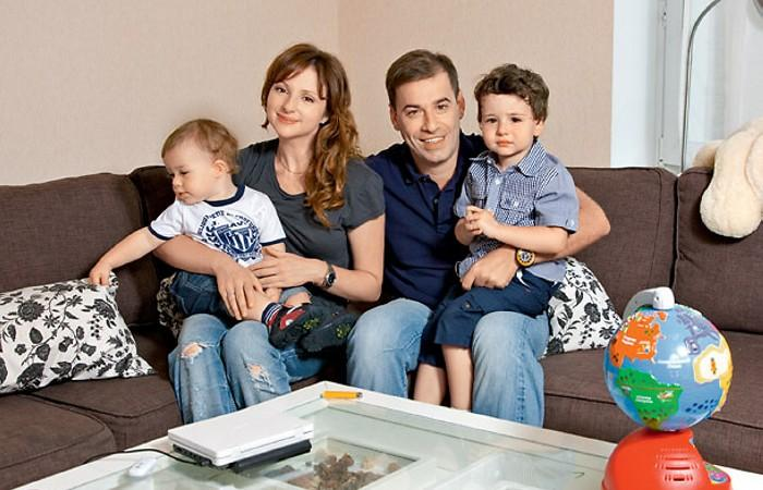 Анна банщикова беременна в третий раз 46